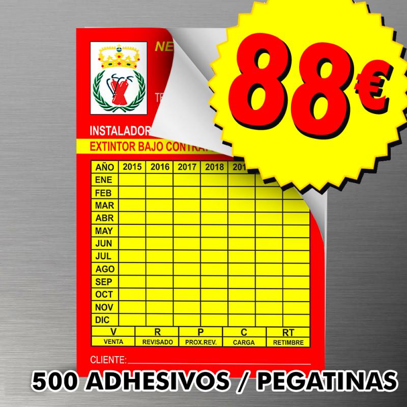 Pegatinas Adhesivos Las Palmas