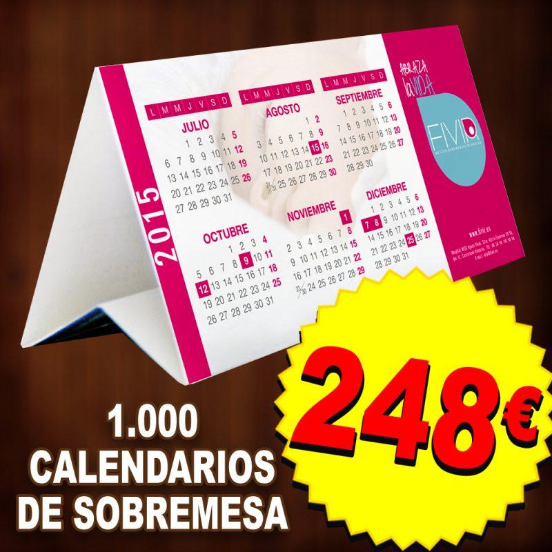 Calendarios almanaques Las Palmas